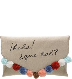 Clutch Hola Que Tal Natural