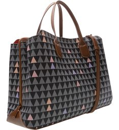 Tote Lia Triangle Black
