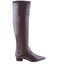 Over The Knee Classic Brown