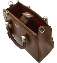 Mini Tote Lorena Saddle