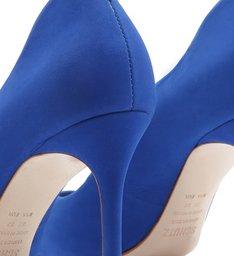 SCARPIN NUVEM NOBUCK BLUE