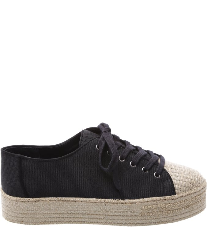 Tênis Flatform Black Natural