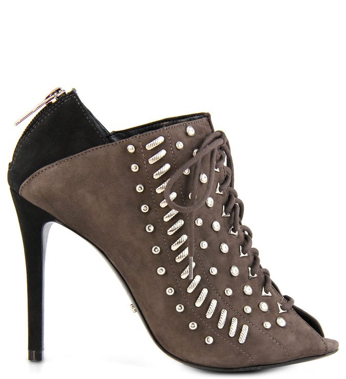 Ankle Boot Golden Age Tachas