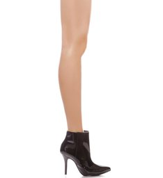 Bota High Heel Black