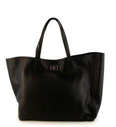 Bolsa Shopping Jenny Preta