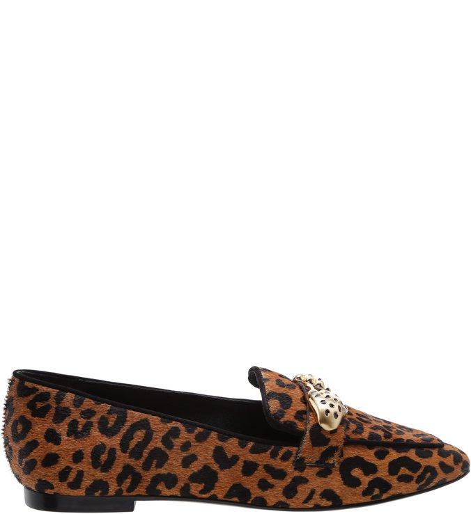 Mocassim Glam Wild Leopard