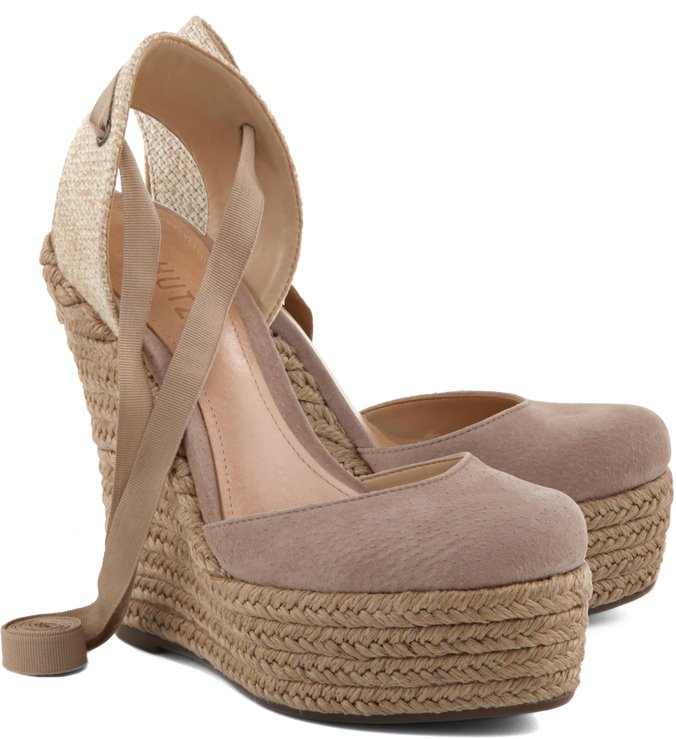 Espadrille Cage Oyster