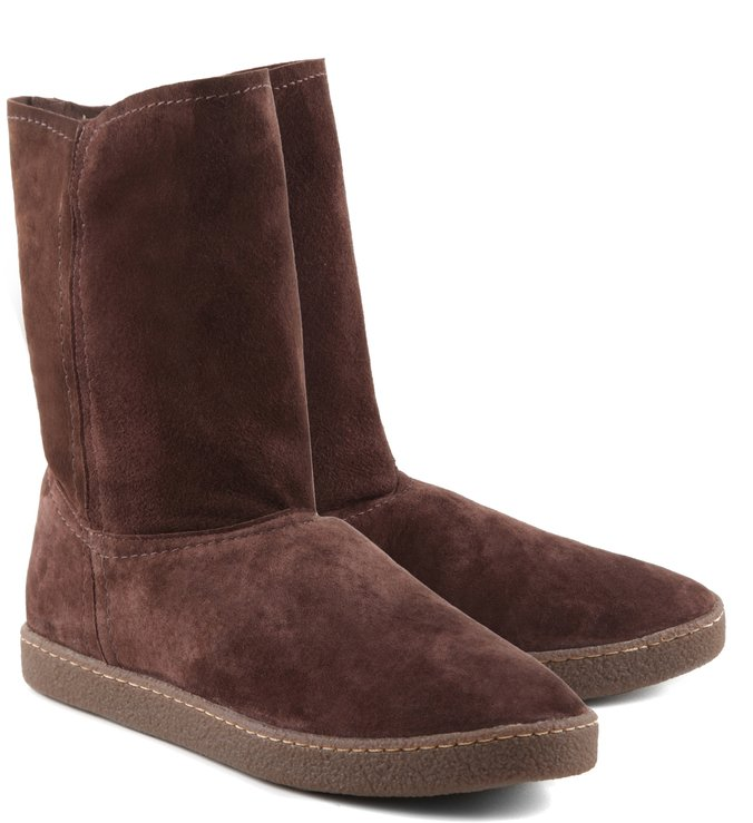 Bota Fuzz Brown