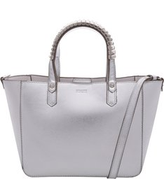 Mini Shopping Valentina Prata