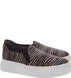 Slip On S-HIGH Zebra