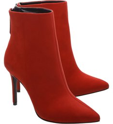 PRÉ-VENDA RED CRUSH Bota High Heel Scarlet