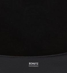 Mochila Curve Couro Black