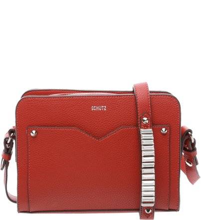 Mini Crossbody Valentina Red