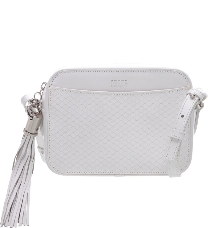 Crossbody Box Bright Snake White | Schutz