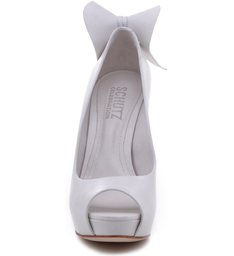 Peep Toe Celebration White