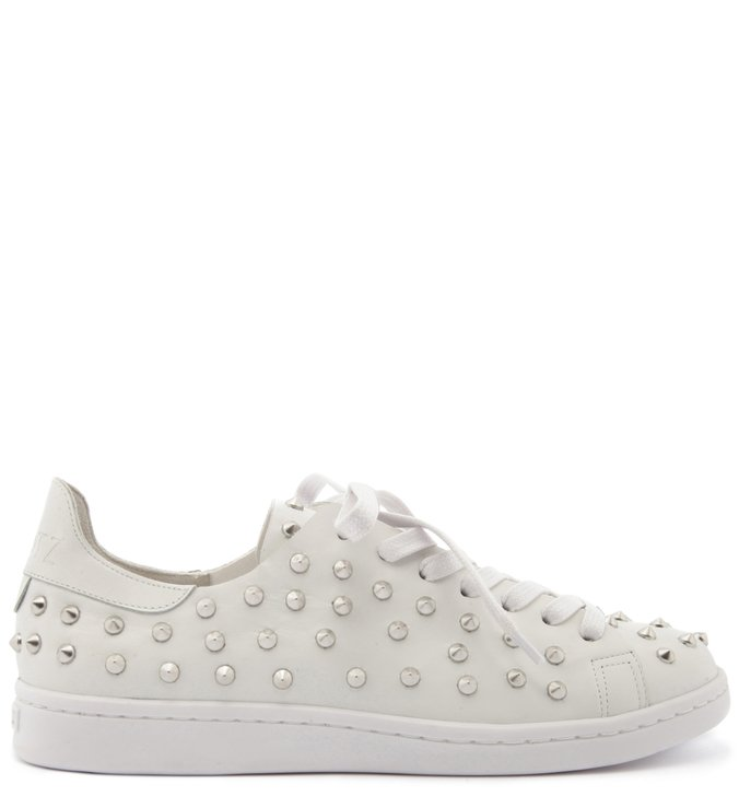 Sneaker Full Studs White | Schutz