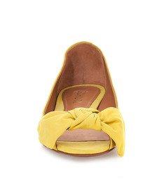 Flat Peep Toe