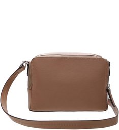 Crossbody Wallet Charm Laura Neutral
