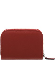 Mini Wallet Red