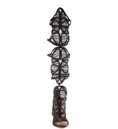Gladiadora Highstraps Black
