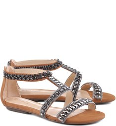 Flat Glam Rock Camelo