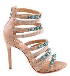 Sandália Gladiadora Mystic Azul