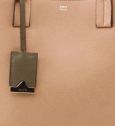 Mary Light Wood - Personalização Bag Charm