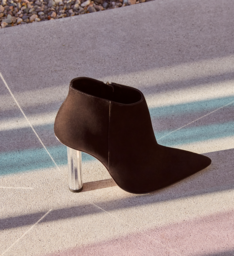 Ankle Boot Reflective Love
