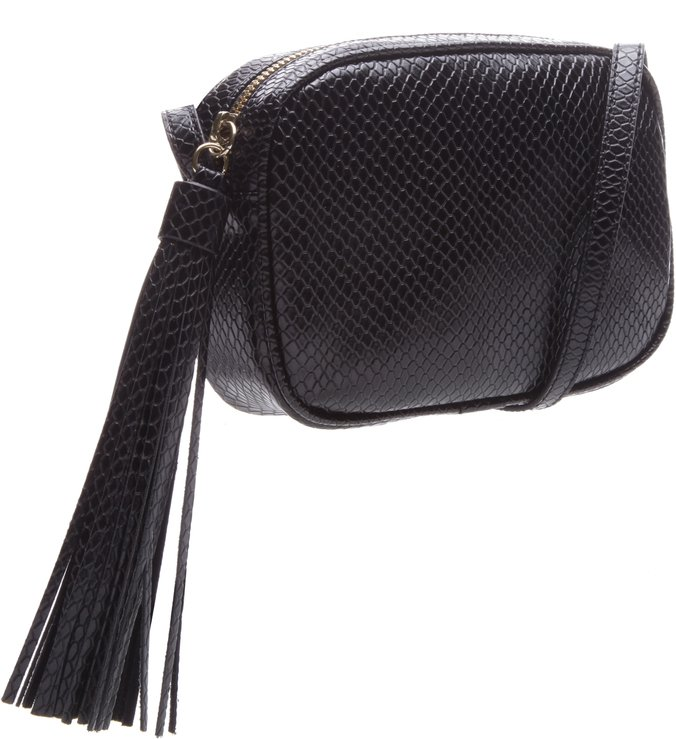 Crossbody Kate Texture Black