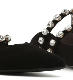 Flat Classic S-Girlie Power Black