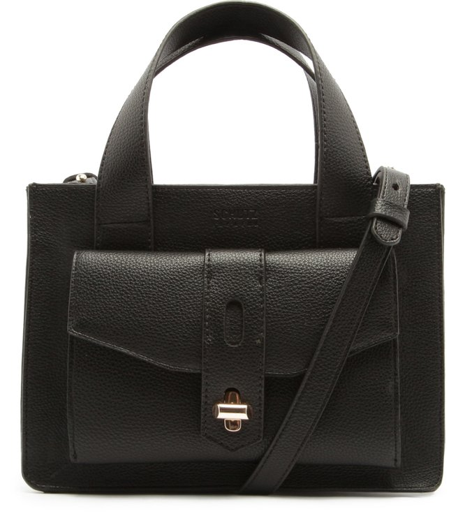 Crossbody Pocket Minimal Black | Schutz