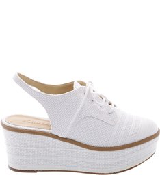 Oxford Slingback White