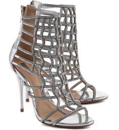 Gladiadora Glamour Cage Silver