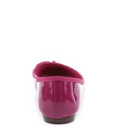 Sapatilha Verniz True Pink