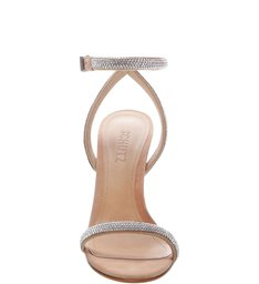 Sandália Minimal Glam Neutral