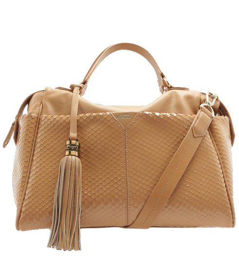 TOTE SLOUCHY GLAM HONEY