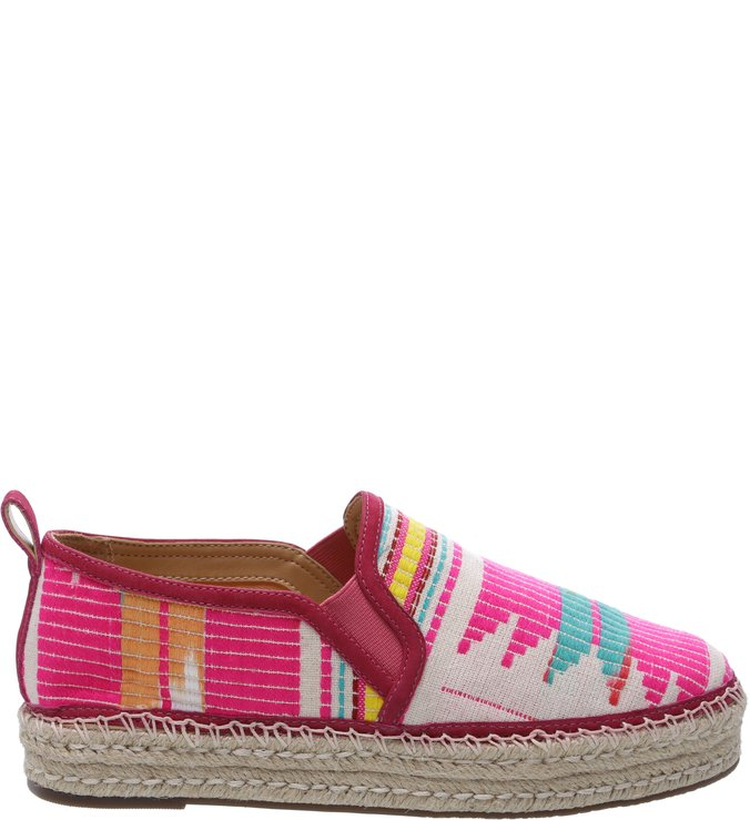 Slip On Multicolor Print Neon | Schutz