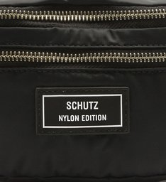 Pochete Sporty Nylon Black
