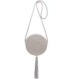 Crossbody Lauren Round Bag Pearl