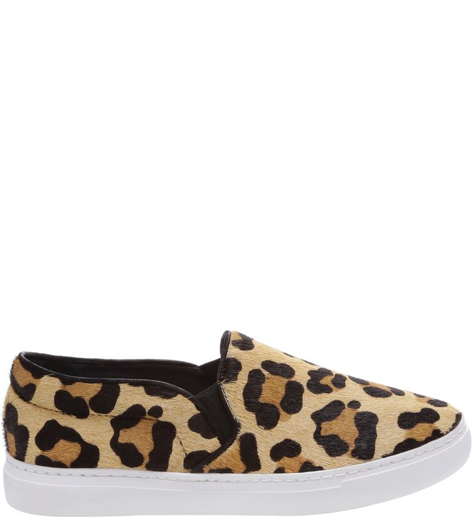 Tênis Slip On Low Animal Print | Schutz