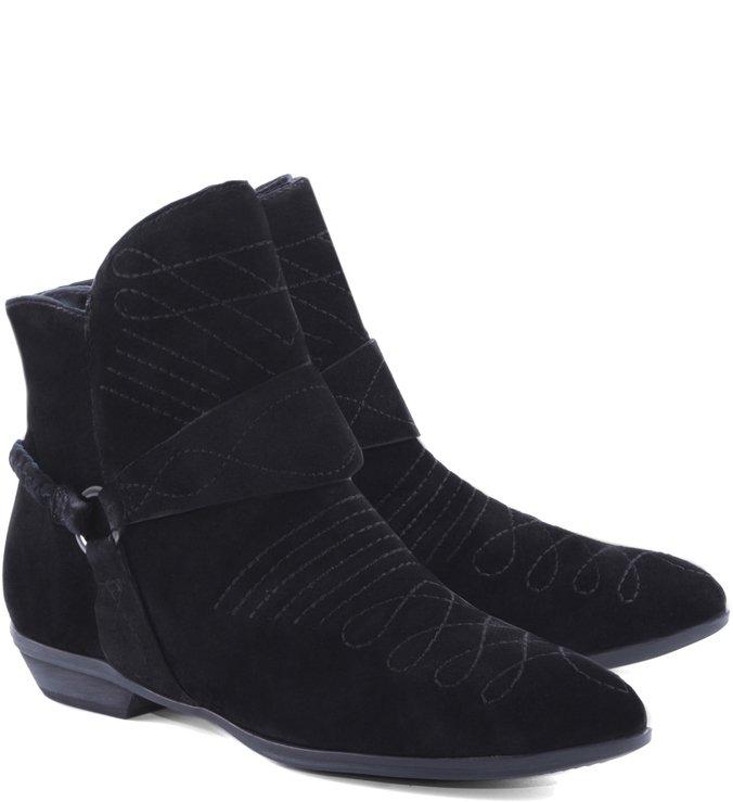 Bota Western Black