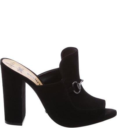 Mule Lola High Heel Black