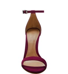 Sandália Gisele Nobuck Pink Lilac