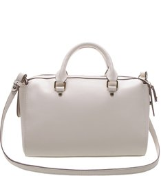 Bowling Bag Sew White