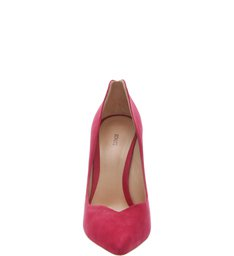 Scarpin Metallic Heel Pink