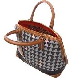 Mini Tote Triangle Crossbody