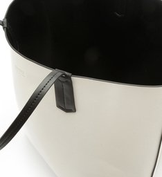 TOTE REVERSIBLE BLACK WHITE