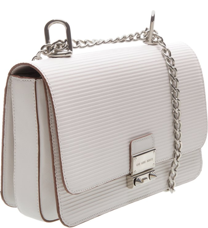 Crossbody Live Love White