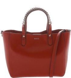 Mini Shopping Valentina Red