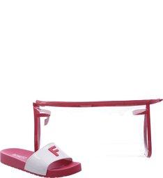Kit Slide + Necessaire Personal Rose Pink